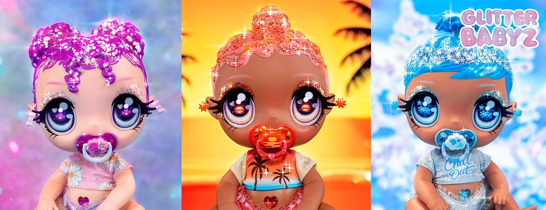 Glitter Babyz