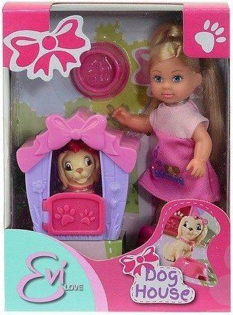 5867 Кукла Simba Evi Dog House