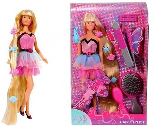 6719 Симба кукла Стеффи стилист