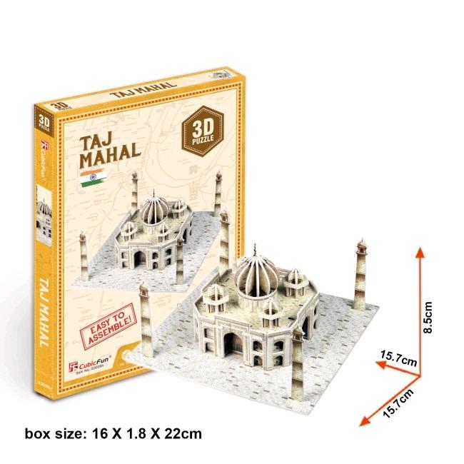 S3009 3D PUZZLE Taj Mahal (India)