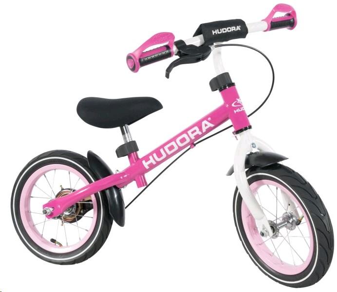 10033 Велосипед без педалей Ratzfratz Air 12,розовыи