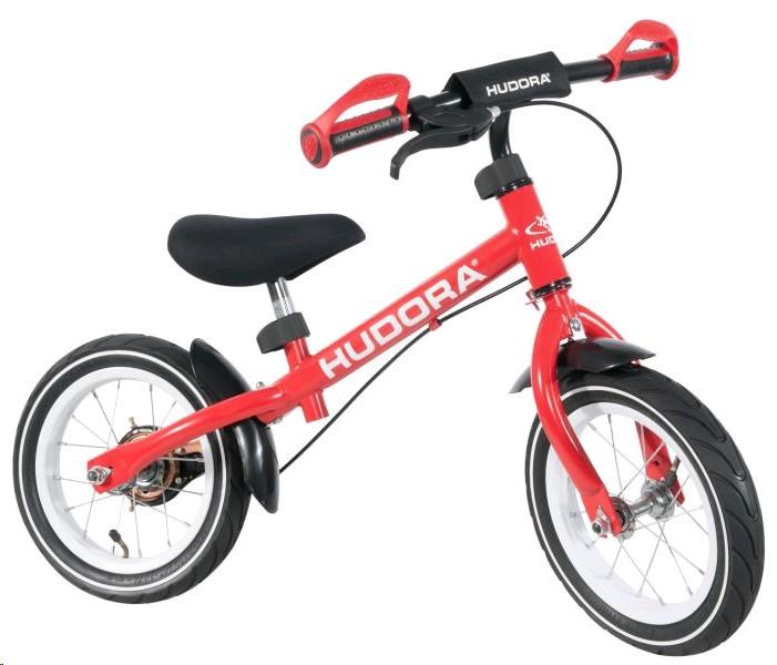 10034 Велосипед без педалей Ratzfratz Air 12,красныи