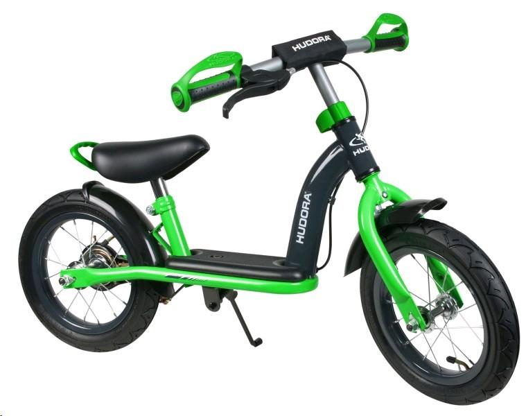 10066 Велосипед без педалей Cruiser Boy,12,зеленый