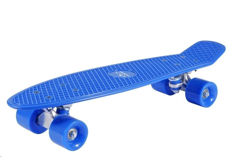 12137 Skateboard Retro,синйй