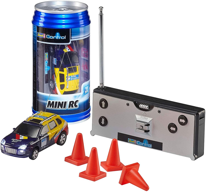 23536 Masina mini cu RC Revell furgon albastru/galben