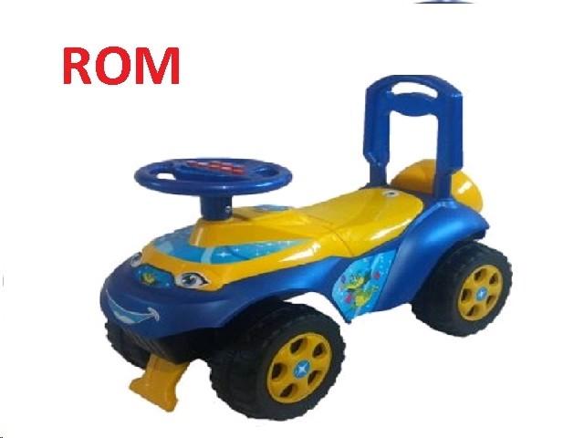 16700 Толокар ROM музикалный  (синий / желтый)