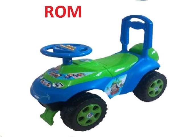 16884 Tolocar muzical ROM Ben 10.albastru\verde