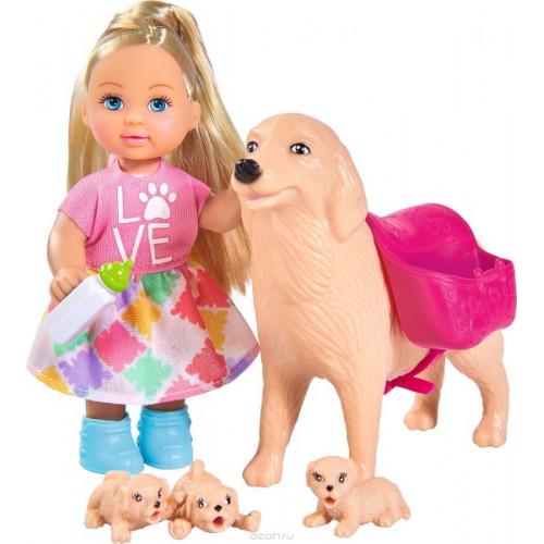 3072 Кукла Simba Evi Dog 12cm