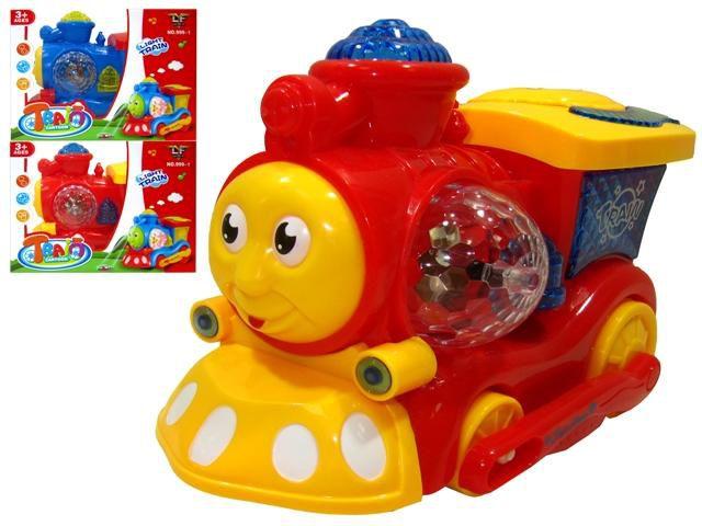"37316 Tren musical ""Tomas"" 20X15X10.5cm"