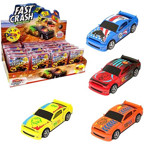 GG00201 Автомодель FAST CRASH