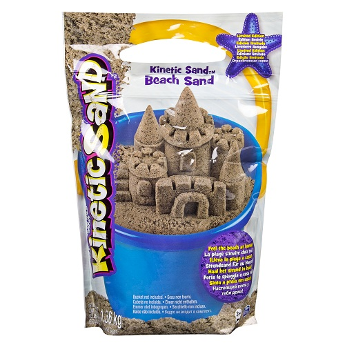 71435 Nisip KINETIC SAND BEACH natural 1360 g.