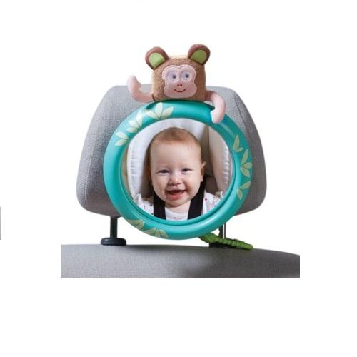 11915 Обзорное зеркало в автомобиль для родительского контроля за ребенком - ТРОПИКИ