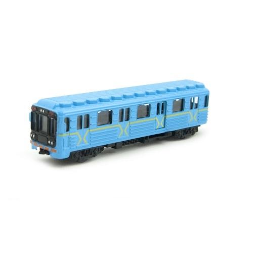 SB-17-19WB Model vagon metrou cu sunete si lumini, l. ucraineana