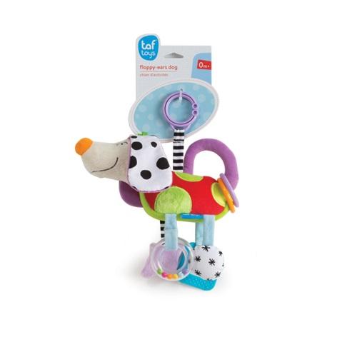 11695 Развивающая игрушка-подвеска - СМЫШЛЕНЫЙ ПЕСИК
