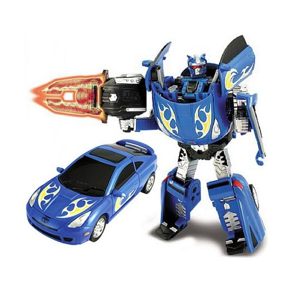 52040 r Робот-трансформер - TOYOTA CELICA (1:32)