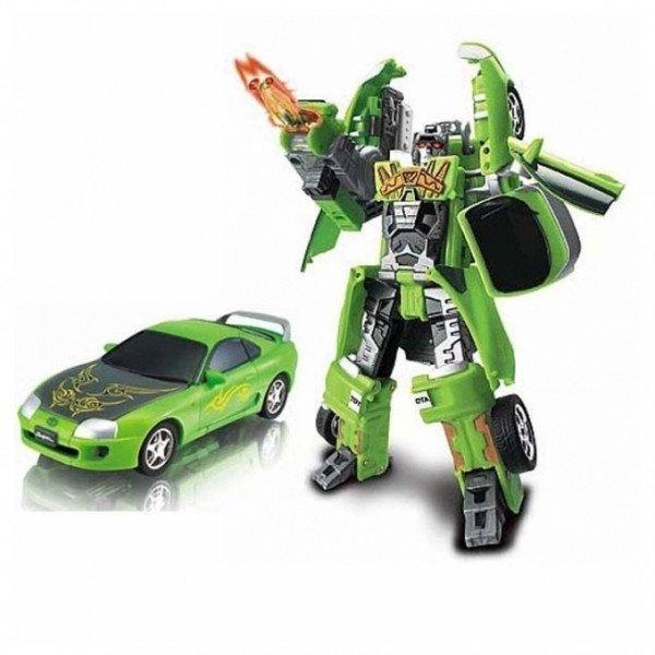 52050 r Робот-трансформер - TOYOTA SUPRA (1:32)