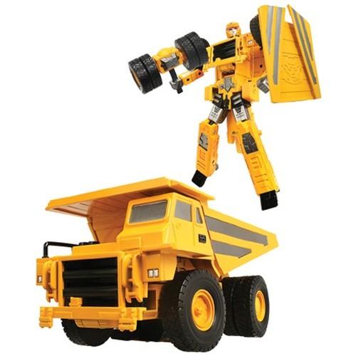 80050R Робот-трансформер - САМОСВАЛ