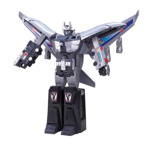 HW98021-AR Robot Transformer - JUMBO BOT 20 cm