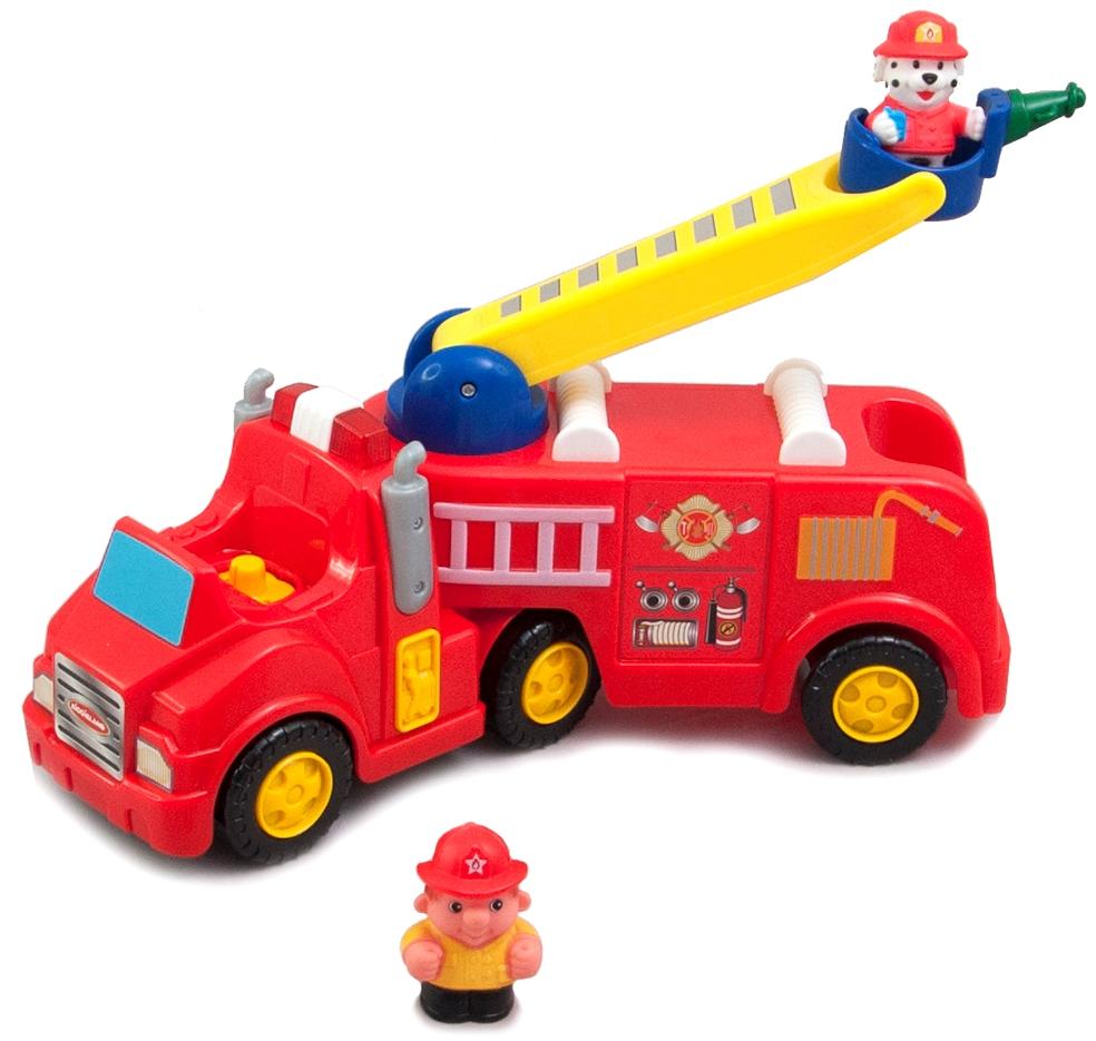 043265 Jucarie Masina de pompieri cu sunete si lumini