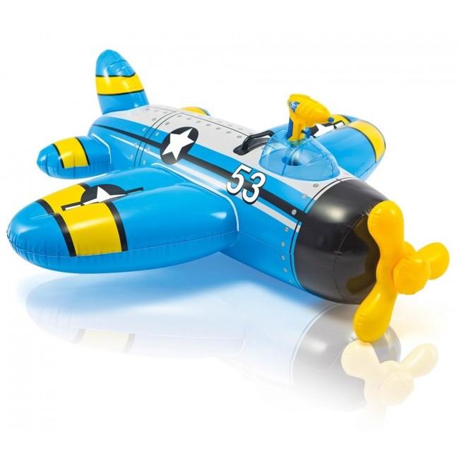 INT 57537 Avion gonflabil cu piston de apa