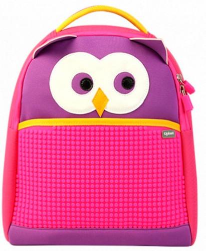 WY-A031C Рюкзак фуксия Owl Upixel