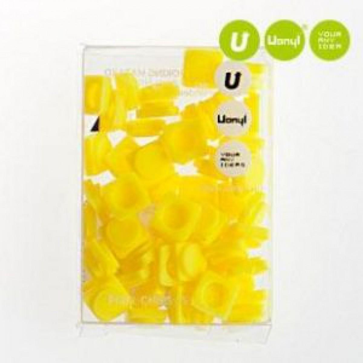 WY-P001G Резервные пиксели большие бананово-желтый Upixel