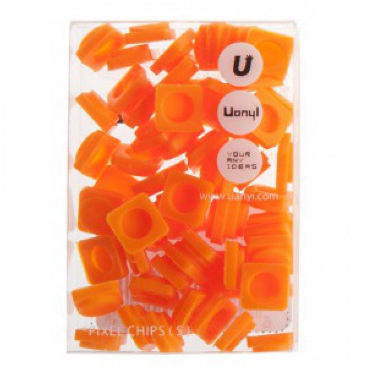 WY-P001E Rezerva pixeli Big- orange Upixel