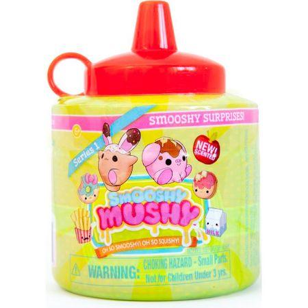 "174930 Set  jucarii anti-stres parfumate SMOOSHY MUSHY - SKVISH-MIKISH seria ""TASTY"""