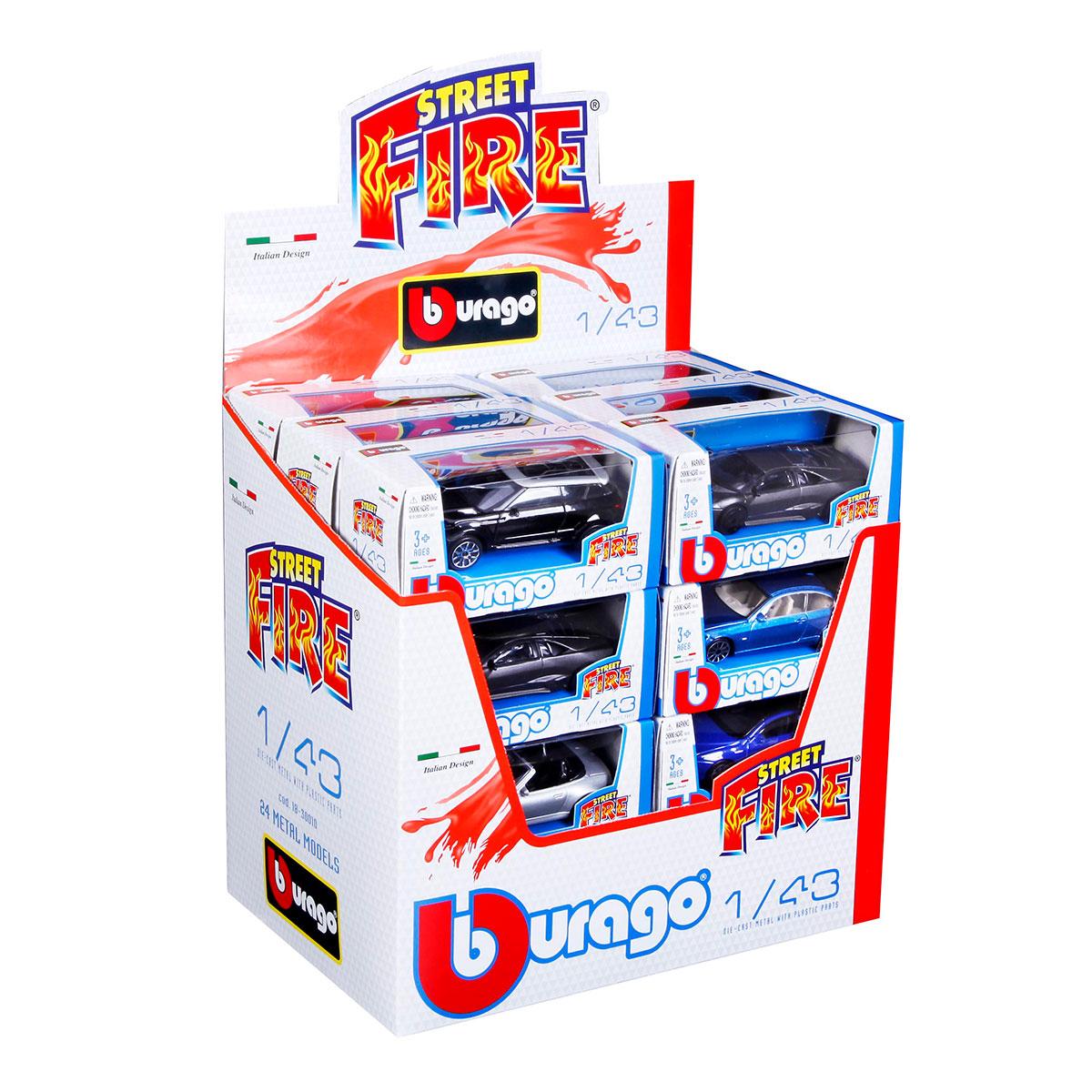 18-30010R Модель Red Car Kit (ассорти, 1:43)
