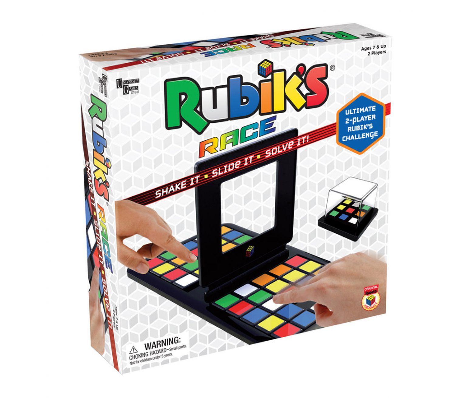 72116 Jucarie educativa RUBIK'S - FLORI (1-2 jucatori)