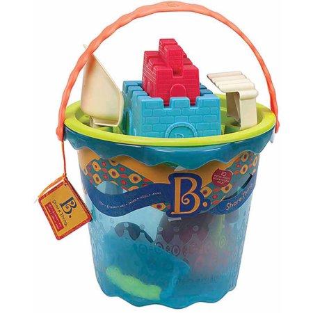 BX1444Z Set p/u joaca cu nisip si apa MEGA CALDARUSA p/u MARE ( 9 accesorii)
