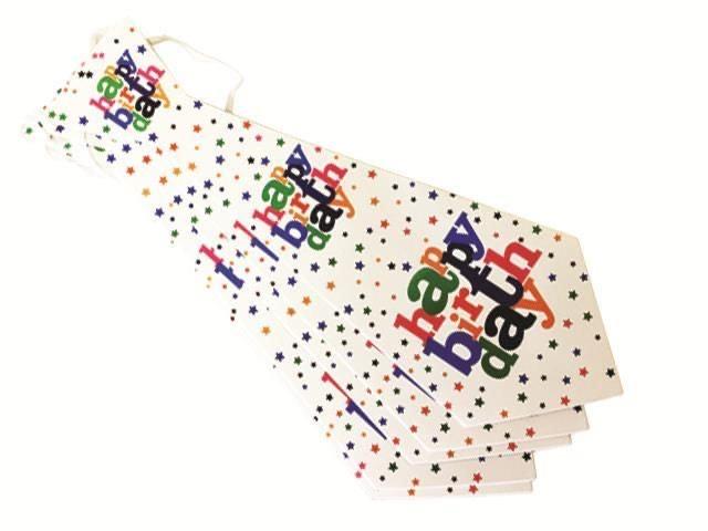 38367 Cravata pentru baietei 6buc