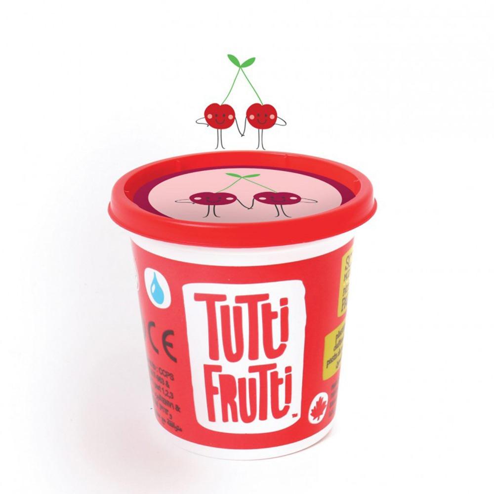 BJTT12800 Cutie Pasta de Modelat parfumata in asortiment 128gr Tutti-Frutti