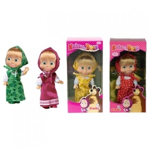 """1678 Simba """"Кукла Маша"""" 12 см"""