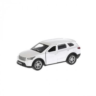 SANTAFEW-Automobil-Hyndai Santa Fe(1;32,alb)