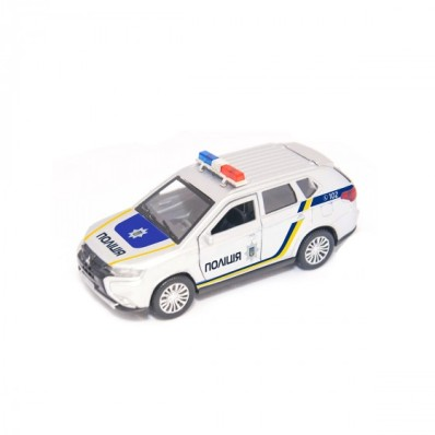 OUTLANDER-POLICE-Automibil-MITSUBISHI POLICE (1;32)