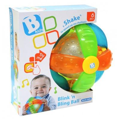 "004341S Joc interactiv "" Minge luminoasa ""-Sensory B kids"