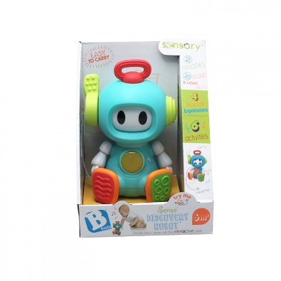 "005212S Jucarie interactiva""Robot distractiv""-Sensory"