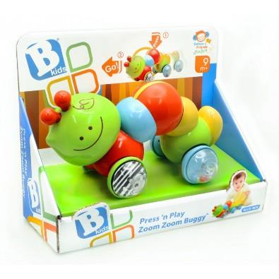 004377S Jucarie de dezvoltare-Omida mobila-Sensory B Kids