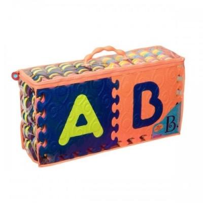 BX1210Z Covoras de dezvoltare pentru copii-Puzzle-ABC(140*140cm,26 buc)