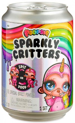 555780 Set Poopsie Sparkly Critters (animalut, accesorii, slime)