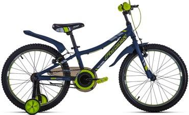 "FKS-A20S Bicicleta Fulger 20"" Street(85% montat)"