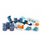 36120 Set Blastere EXCEL COMBO PACK(2BUC,3SHOOTER,3BAN,12 CART)
