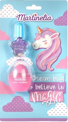 """30235 Set cosmetica MARTINELIA -""""Visele Unicornului""""(2 pozitii)"""