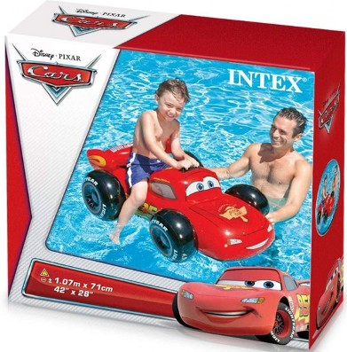 57516 INT Masina gonflabila Ride On CARS 109х84 cm