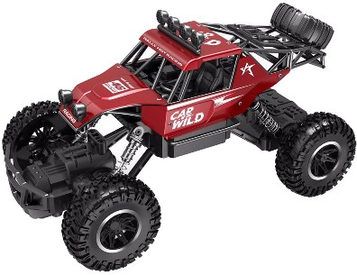 SL-109AR Automobil OFF-ROAD CRAWLER-CAR VS WILD(rosie,acumulator 3.6V,metal,1:20)