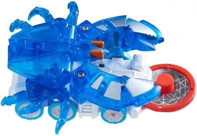 EU683211 Masina Transformer SCREECHERS WILD L1-SHELLGAME