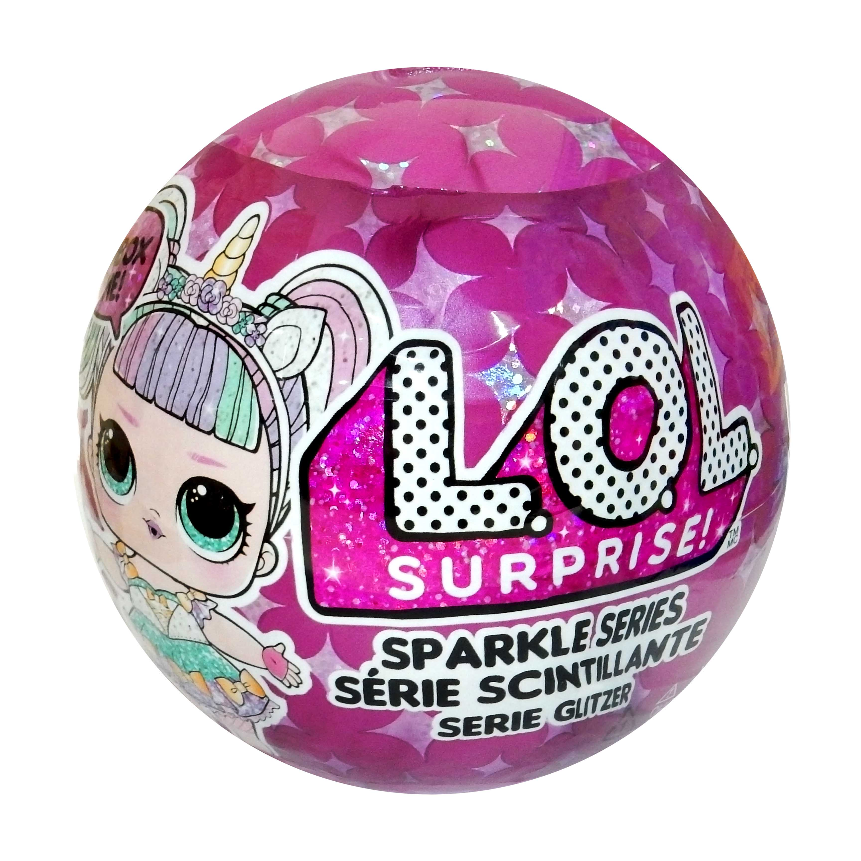 559658 Papusa L.O.L. Surprise! SPARKLE Series (in asortiment)