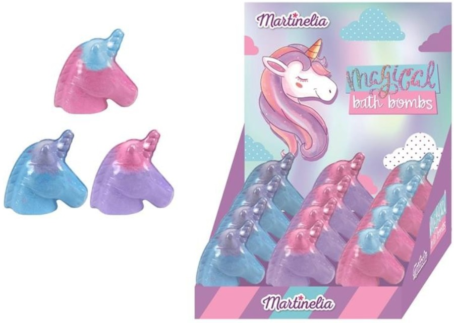 """98210 MARTINELIA  'Visele unicornului """"Bomba magica pentru o baie"""""""