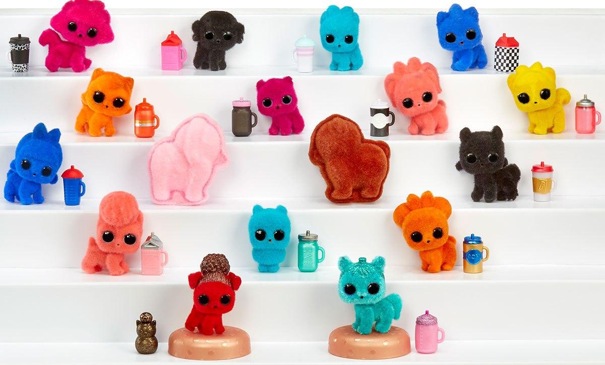 556275-W2 Figurine animalute L.O.L. FUZZY PETS S5 W2